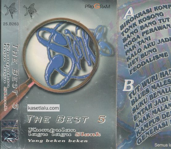 SLANK - THE BEST 5