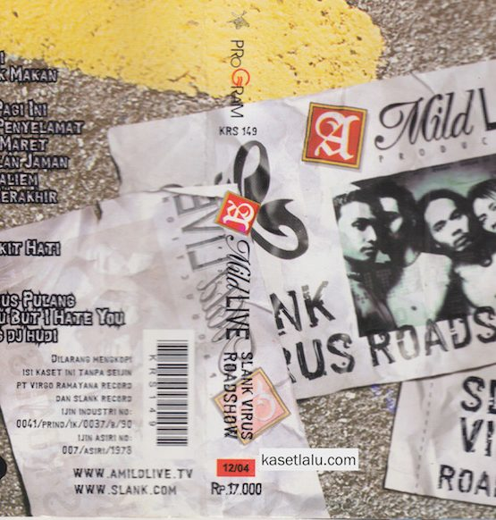 SLANK - VIRUS ROAD SHOW
