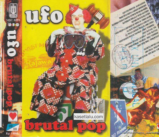 UFO - BRUTAL POP