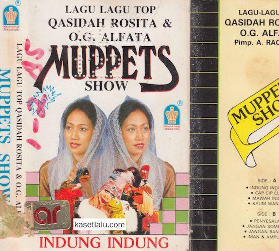 LAGU TOP QASIDAH ROSITA & O.G AL FATA MUPPETS SHOW - INDUNG INDUNG