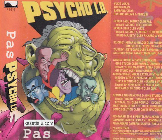PAS BAND - PSYCHO I.D.