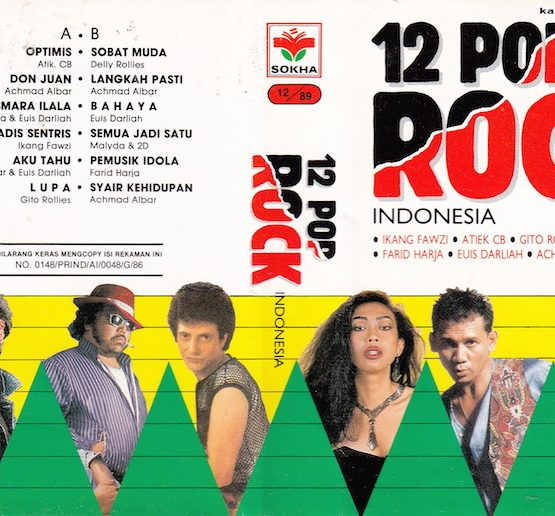 12 Pop Rock Indonesia