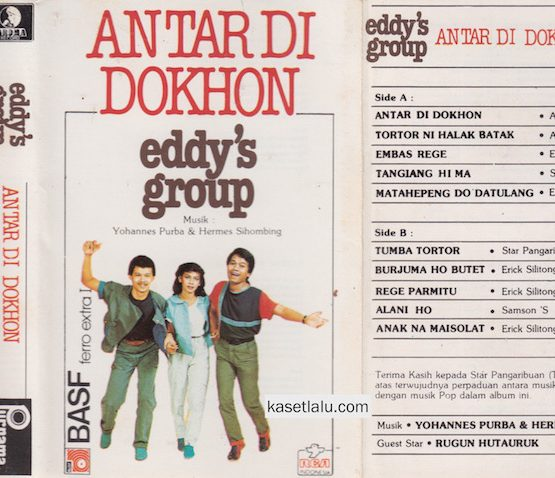 EDDY'S GROUP - ANTAR DI DOKHON