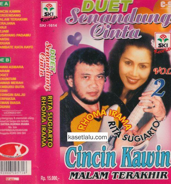 RHOMA IRAMA & RITA SUGIARTO - DUET SENANDUNG CINTA - CINCIN KAWIN