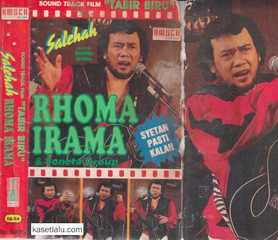 RHOMA IRAMA & SONETA GROUP - OST. TABIR BIRU