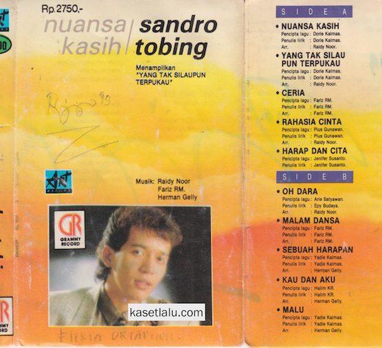 SANDRO TOBING - NUANSA KASIH