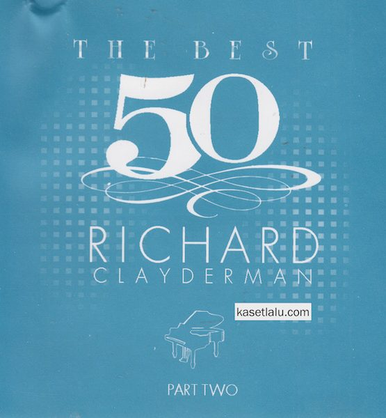 CD - RICHARD CLAYDERMAN - THE BEST 50 PART TWO