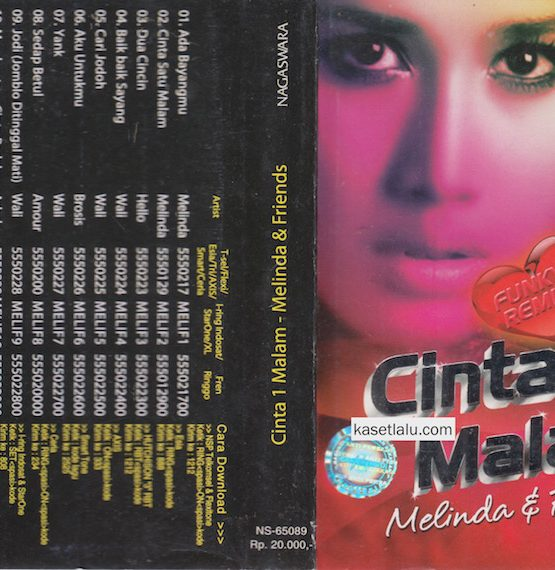MELINDA & FRIENDS - CINTA 1 MALAM