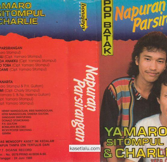 YAMARO SITOMPUL & CHARLIE - POP BATAK - NAPURAN PARSIRANGAN