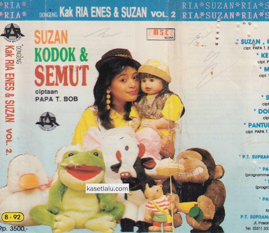 KAK RIA ENES & SUZAN - VOL. 2 SUZAN KODOK & SEMUT