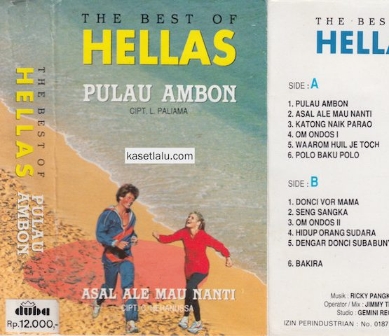 HELLAS - THE BEST OF - PULAU AMBON