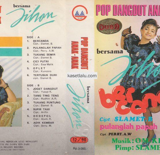 JIHAN - POP DANGDUT ANAK ANAK - BERCANDA