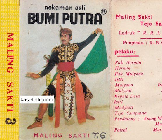 LUDRUK R.R.I SURABAYA - MALING SAKTI