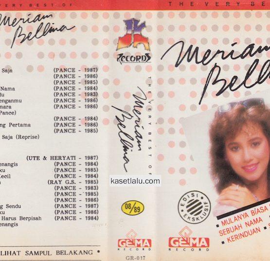 MERIAM BELLINA - THE VERY BEST OF