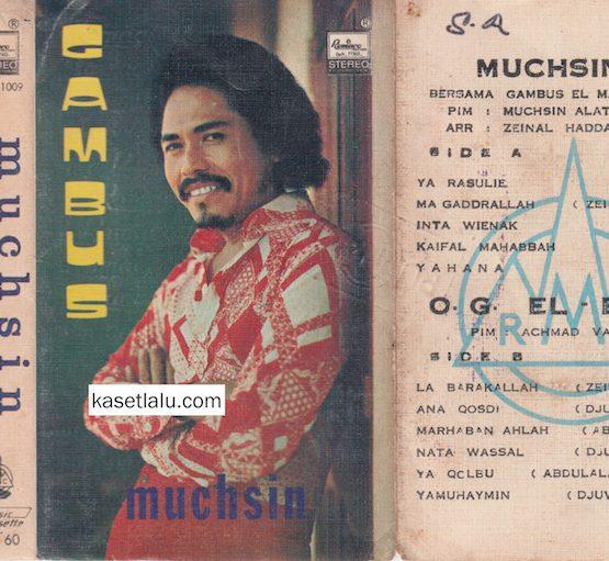 MUCHSIN BERSAMA O.G EL MADOLA
