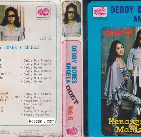 DEDDY DORES & ANGELA - DUET VOL. 6