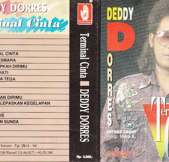Deddy Dorres - Terminal cinta