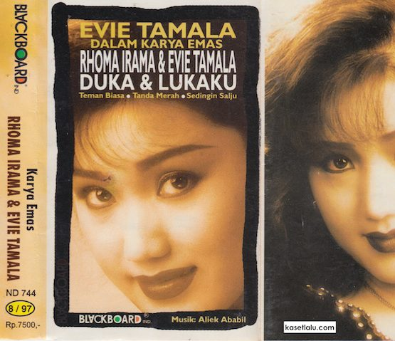 Evie Tamala - Dalam Karya Emas Rhoma Irama