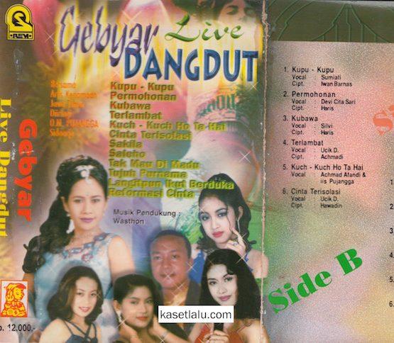 GEBYAR LIVE DANGDUT - O.M PUJANGGA SIDOARJO