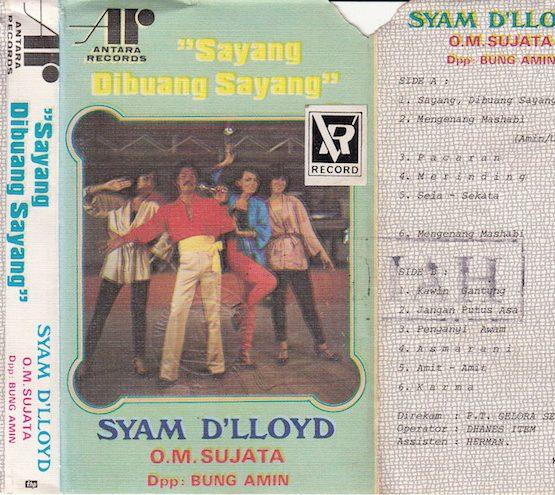 Syam D'LLOYD - Sayang dibuang sayang