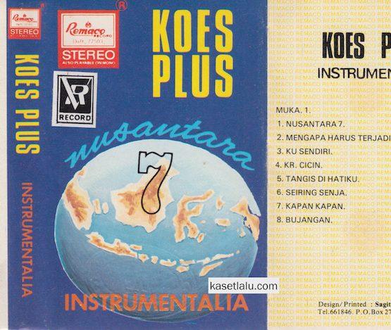 KOES PLUS - INSTRUMENTALIA NUSANTARA 7