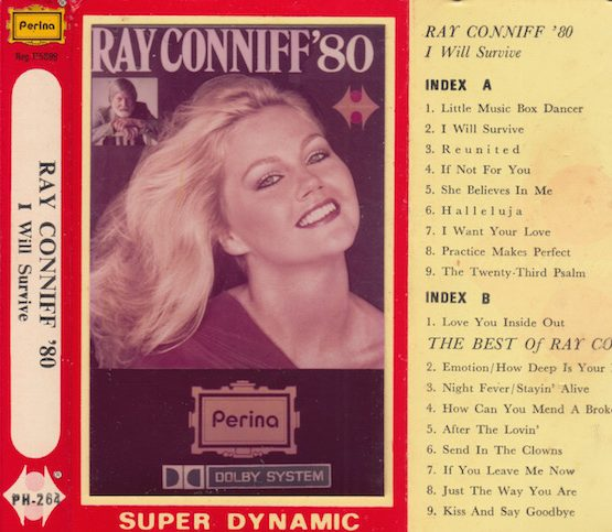 RAY CONNIFF '80 - I WILL SURVIVE
