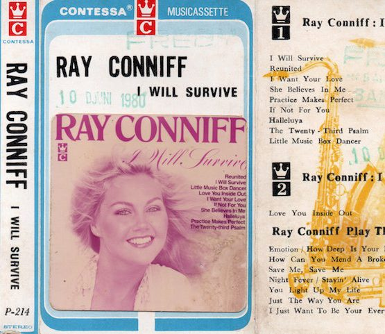 RAY CONNIFF - I WILL SURVIVE