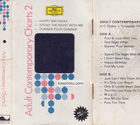 AQUARIUS - ADULT CONTEMPORARY CHARTS 2