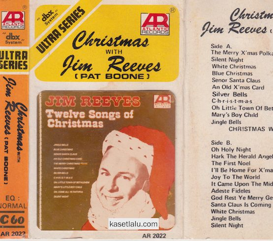 AR 2022 - CHRISTMAS WITH JIM REEVES (PAT BOONE)