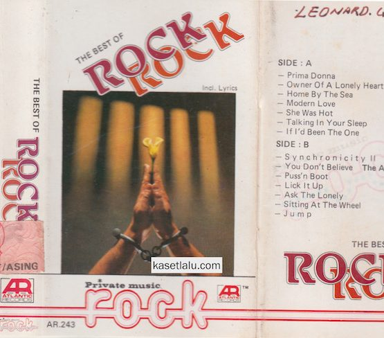 AR 243 - THE BEST OF ROCK