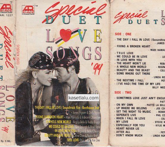 ARI 1227 - SPECIAL DUET LOVE SONGS '94