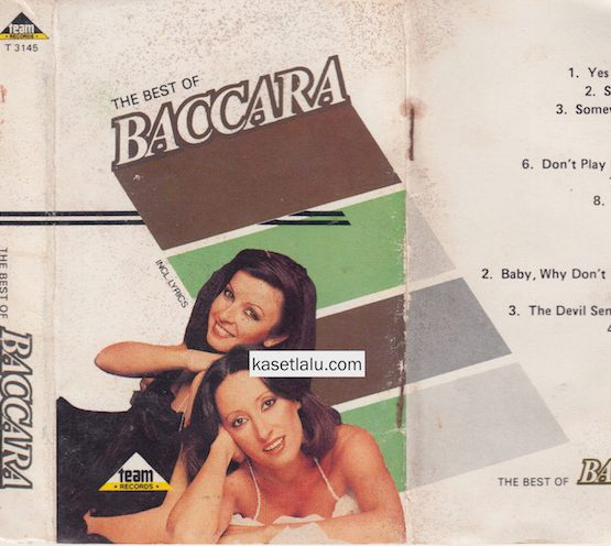 BACCARA - THE BEST OF
