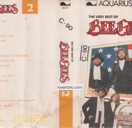 BEE GEES - THE VERY BEST OF 2