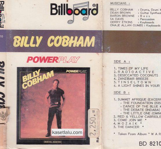 BILLY COBHAM - POWER PLAY