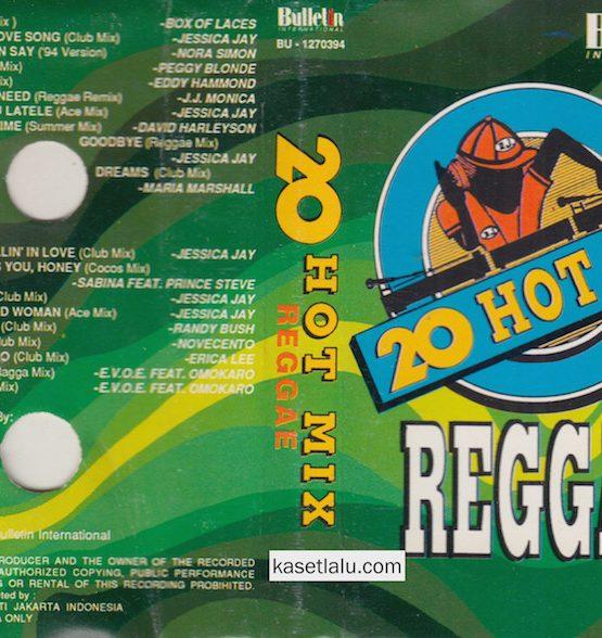 BULLETIN - 20 HOT MIX REGGAE