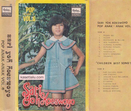 SARI YOK KOESWOYO - POP ANAK ANAK VOL. 6
