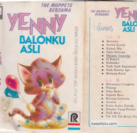 THE MUPPETS BERSAMA YENNY - BALONKU ASLI