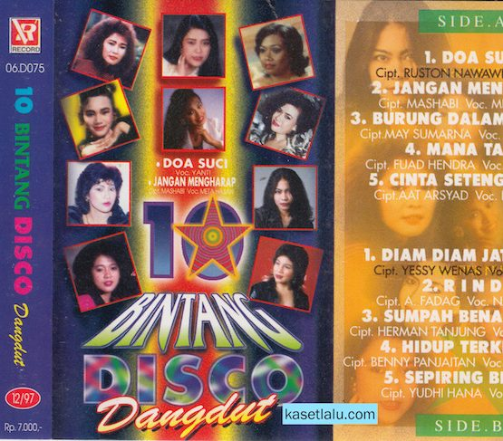 10 BINTANG DISCO DANGDUT