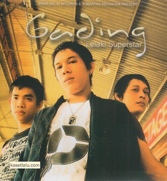 CD - GADING - LELAKI SUPERSTAR