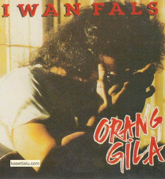 CD - IWAN FALS - ORANG GILA