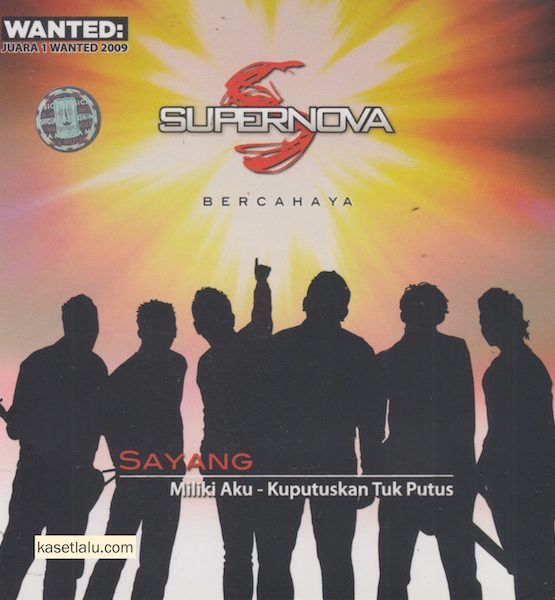 CD - SUPERNOVA - BERCAHAYA