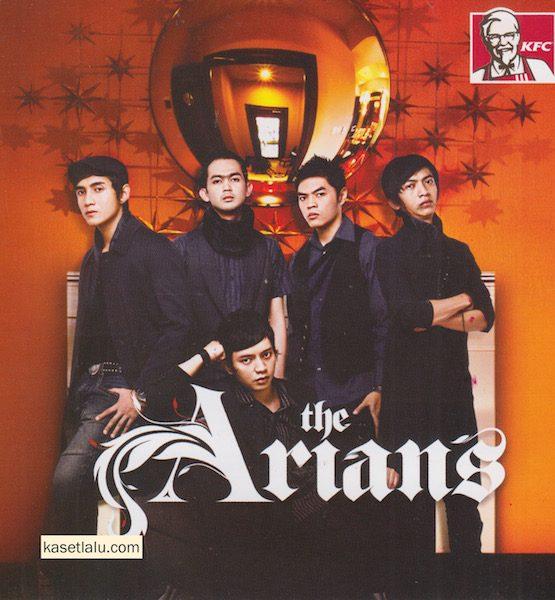 CD - THE ARIANS - SEMUANYA PERGI