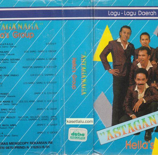 HELLA'S GROUP - ASTAGANAGA (LAGU LAGU DAERAH AMBON)