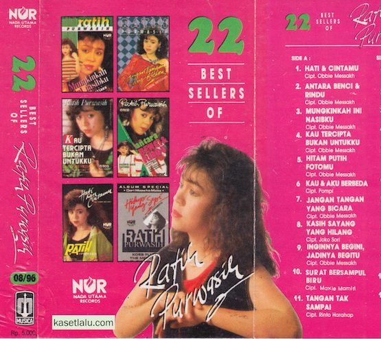 RATIH PURWASIH - 22 BEST SELLERS OF