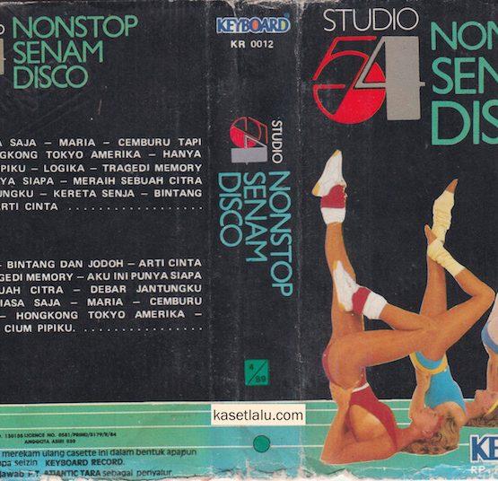 STUDIO 54 NONSTOP SENAM DISCO