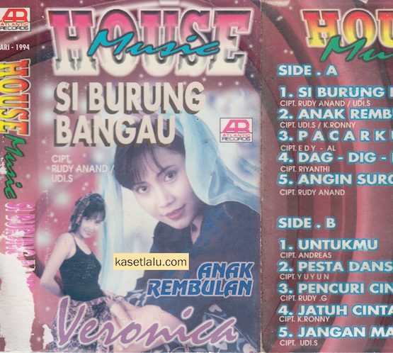 VERONICA - HOUSE MUSIC SI BURUNG BANGAU