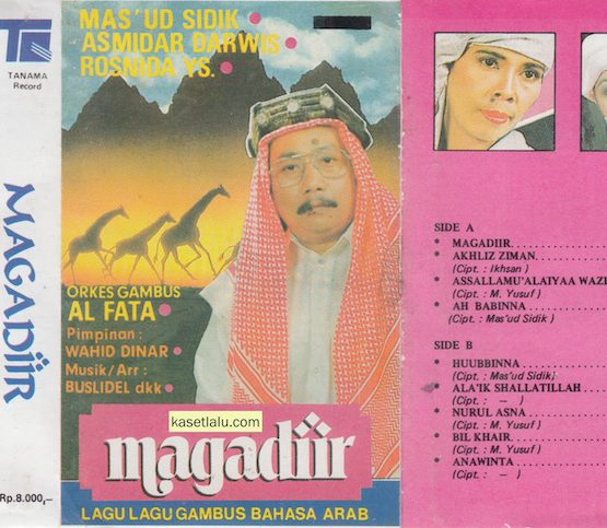 MAS'UD SIDIK (ORGES GAMBUS AL FATA) - MAGADIIR
