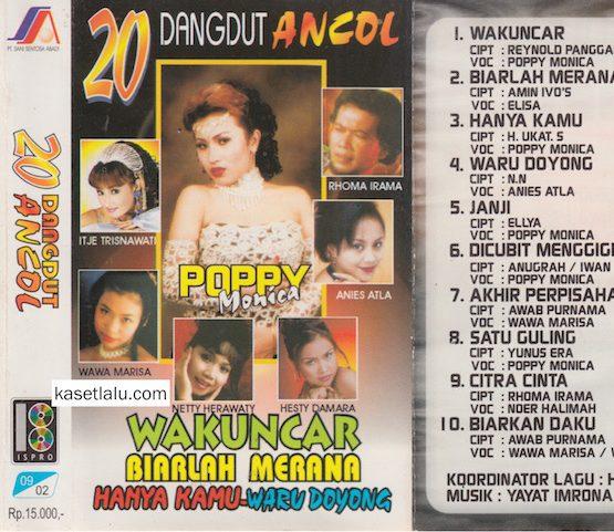 20 DANGDUT ANCOL - WAKUNCAR