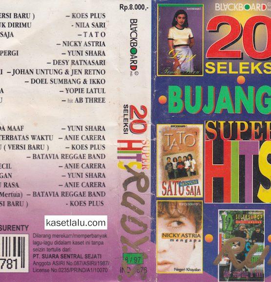 20 SELEKSI SUPER HITS - BUJANGAN