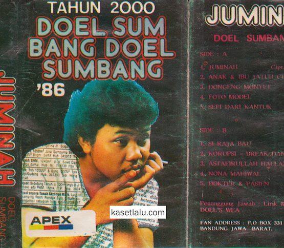 DOEL SUMBANG - TAHUN 2000 - JUMINAH (BOOTLEG)